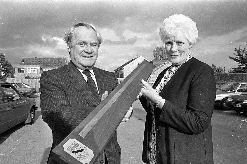 Presentation of the Court's Yard Stick in 1991